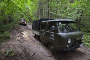 Егеря «Брянского леса» и полицейские поймали браконьеров в заказнике «Клетнянский»