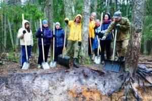 Заповедник «Брянский лес» приглашает добровольцев на вторые волонтёрские выходные