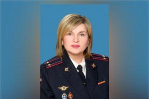 У брянской полицейской пресс-службы спустя восемь лет — вновь женское лицо