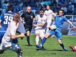 Брянское «Динамо» простилось с ФНЛ поражением от «Оренбурга»