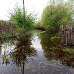 Строители новой дороги «Брянск I – Брянск II» утопили дачный посёлок