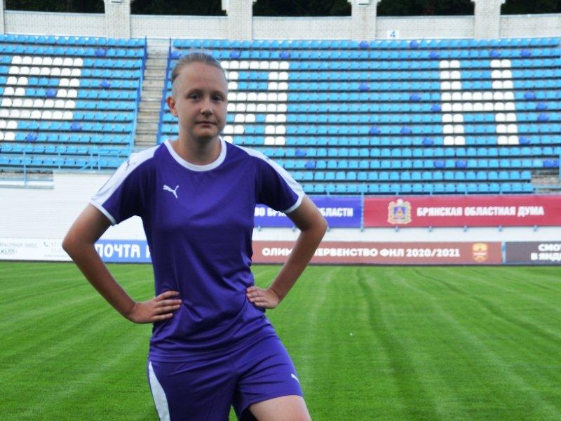 Футболистка из Брянска вызвана в сборную России