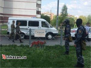 Брянский губернатор выразил соболезнования родным погибших в казанской гимназии №175
