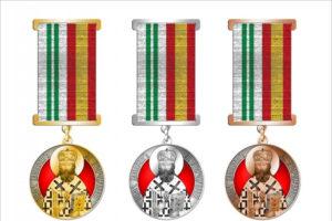 Клинцовская епархия учредила собственные медали в честь епископа Стародубского