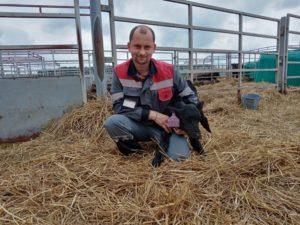 «Семья – главный мотиватор двигаться вперёд» – Иван Малахов, руководитель фермы «Мираторга»