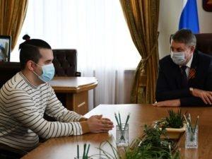 Ян Непомнящий намерен привезти чемпионат России по шахматам в Брянск