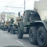 Генеральная репетиция брянского парада 9 мая прошла в «доковидном режиме»