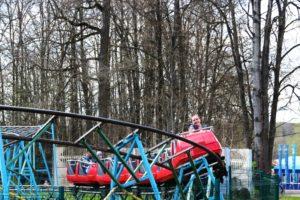 В Брянске открылся парковый сезон и сезон фонтанов