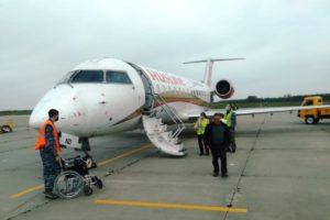 «Руслайн» будет летать из Брянска в Калининград, как минимум, до конца октября