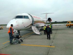 Авиарейсы из Брянска в Калининград переносятся с пятницы на вторник