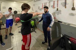 Брянские студенты завоевали четыре медали на мастерском турнире по руководством иностранного тренера