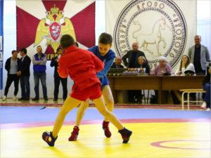 Брянские самбисты приняли участие в первенстве ЦФО