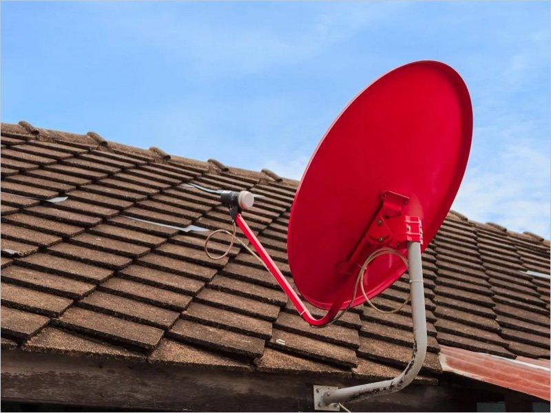 Пригороды Брянска лидируют по покупкам спутниковго ТВ в текущем году