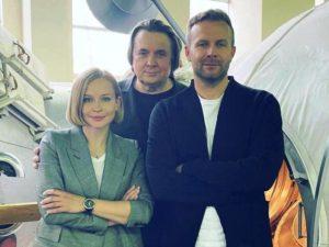 Первые съёмки фильма в космосе: на МКС полетят режиссёр Клим Шипенко и актриса Юлия Пересильд