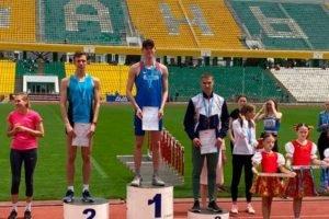 Брянский легкоатлет стал победителем всероссийских соревнований