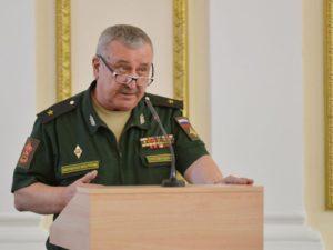 Брянский облвоенком Андрей Соломенцев подал в отставку