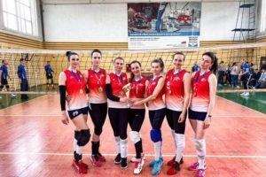«Спартак» выиграл Кубок Брянской области по волейболу
