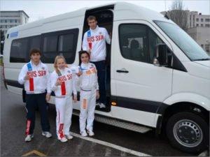 Брянских селян на тренировки в ФОКи будут возить на специально закупленных автобусах