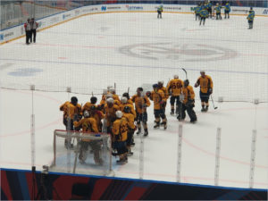 Брянская «Волна» заняла 12-е место на фестивале НХЛ в Сочи