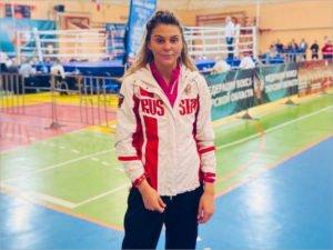 Брянская спорстменка стала бронзовым призёром Всероссийских соревнований по боксу
