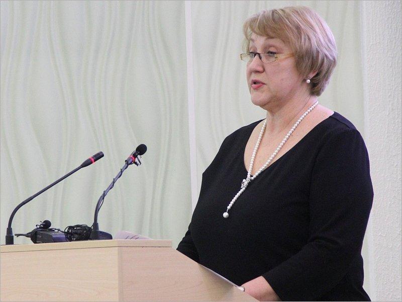 Финансист Ольга Астахова назначена заместителем брянского градоначальника