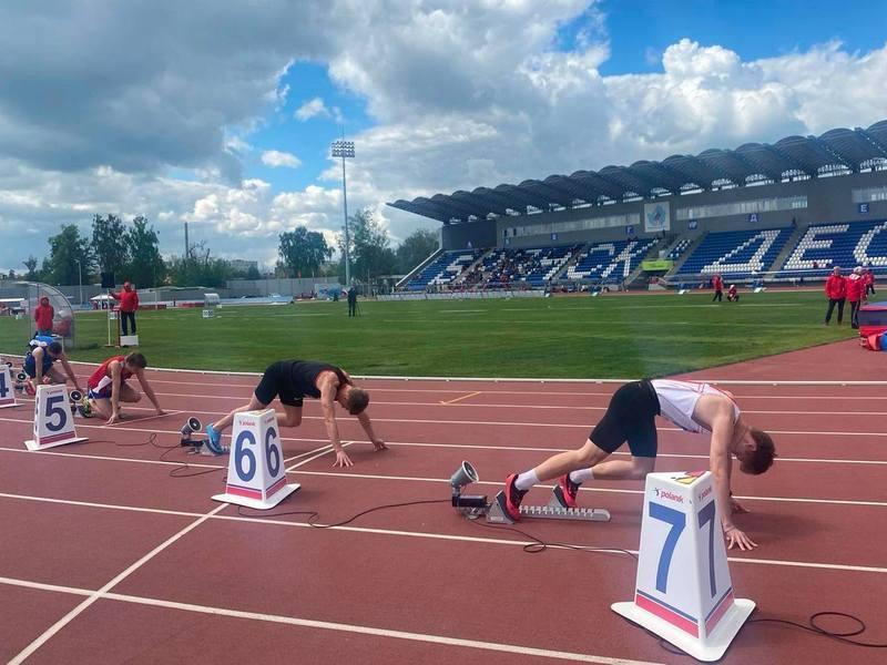 Брянская легкоатлетическая сборная заняла первое место в Суперлиге командного ЧР