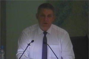 Брянский губернатор выступил в облдуме с докладом о результатах медицинской деятельности облправительства в прошлом году