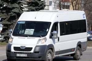 Одновременно с отменой части маршруток в Брянске 69-ю продлят до ТРЦ «Аэропарк»