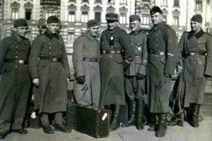 ФСБ рассекретила архивную справку о брянских карателях из 615-го «Украинского батальона»