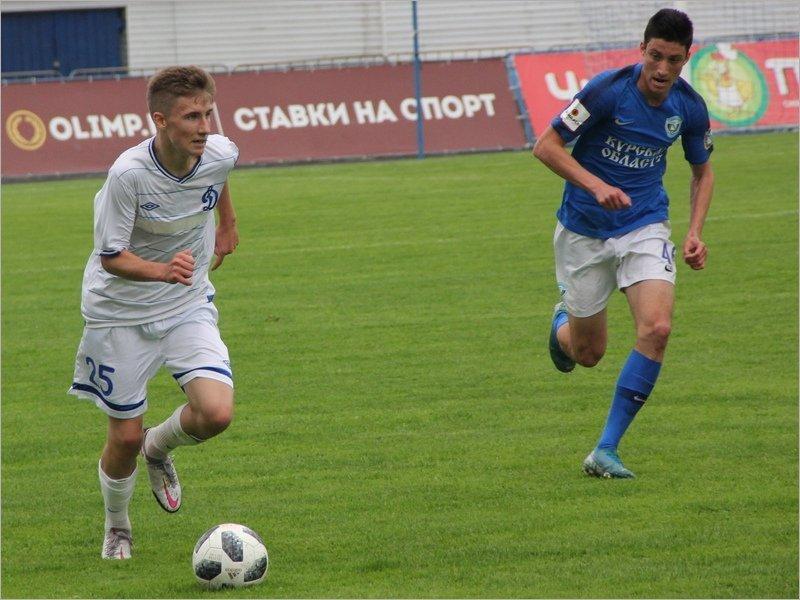 Молодёжка брянского «Динамо» вылетела из Кубка СФФ «Центр»