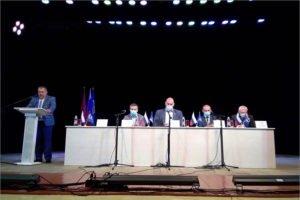 В Новозыбкове прошел зональный форум «ЕР» «Муниципальная инициатива»