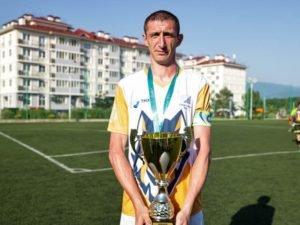Футболисты БМЗ выиграли кубок корпоративной лиги в Сочи