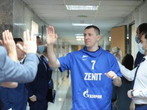 Виталий Фридзон объявил об уходе из «Зенита»