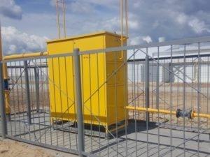 В Брянской области завершена газификация двух свиноводческих комплексов
