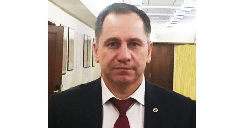 Директором брянского Дворца единоборств назначен Александр Горбач