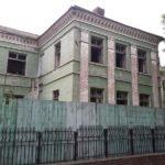 В Брянске сносят старый корпус детской больницы №1