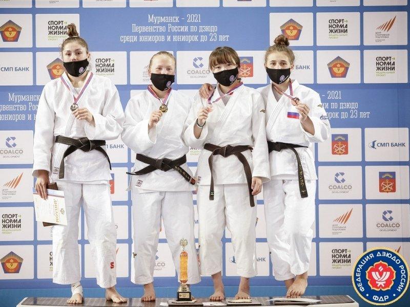 Брянская спортсменка стала бронзовым призёром первенства России