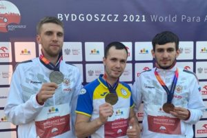 Брянский паралимпиец завоевал вторую медаль чемпионата Европы