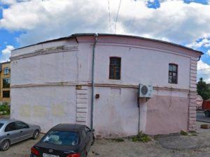 Брянская прокуратура обнаружила наркорекламу на памятнике архитектуры в центре города
