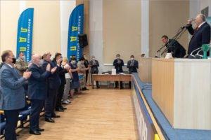 Жириновский возглавил список ЛДПР на выборах, Бориса Пайкина определили в Москву