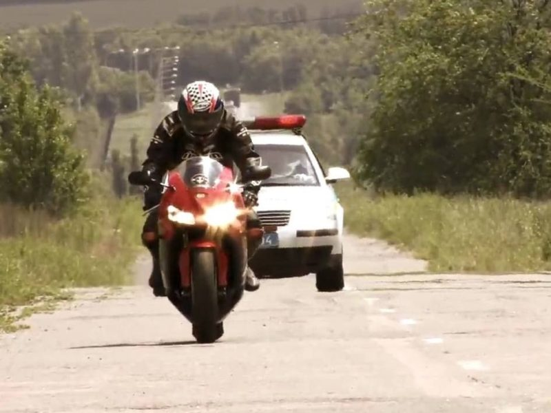 В Брянске объявлен рейд на нетрезвых мотоциклистов