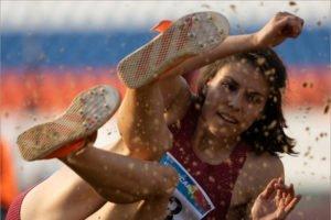 Брянская спортсменка завоевала серебряную медаль ЧР по лёгкой атлетике
