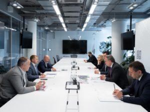 «ОПОРА РОССИИ» договорилась о взаимодействии с ДОМ.РФ
