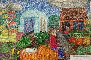 Рисунки юных брянских художников попали в экспозицию выставки в Музее Победы