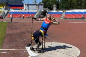 Брянские паралимпийцы завоевали шесть медалей на чемпионате России