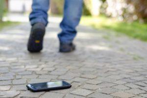 В Брянске пьяный грабитель умудрился потерять свою «добычу»