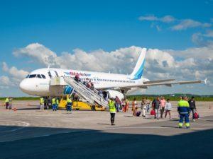 Стартовала авиачартерная программа TUI Брянск-Сочи