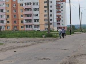Брянские общественники требуют тротуар для улицы в областном центре