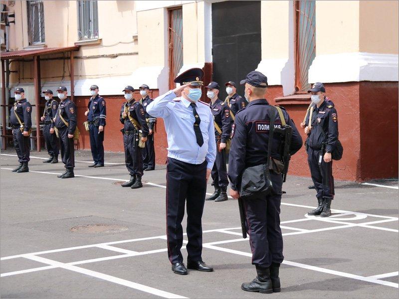 Брянские полицейские разменяли третий десяток лет командировок в Чечню