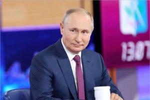 Стародубский философ на «Прямой линии»  с Владимиром Путиным: есть ли у президента неисполнимые мечты?